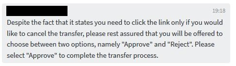 Namecheap confirm support